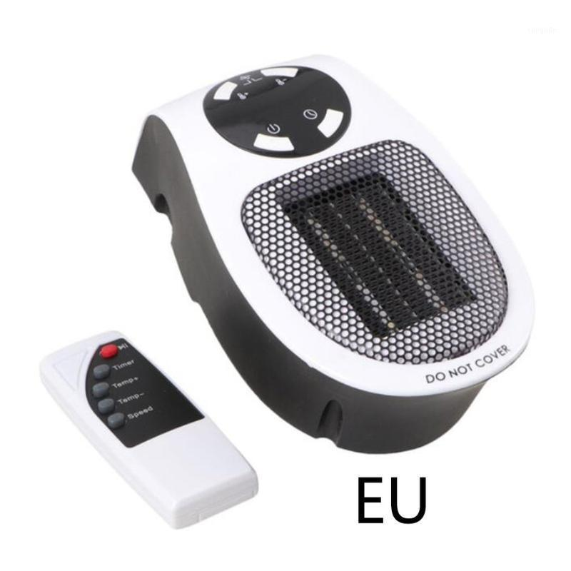 Smart Electric Heaters Wall-Outlet Mini Air Heater Powerful Warm Blower Fast Fan Stove Radiator Room Warmer1