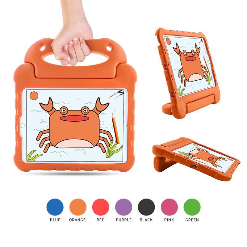 Kinder EVA Tragbare Tablette Schutzhülle 9.7 PRO 10,2 Zoll 10.5 Schutzhülle 234 AIR2