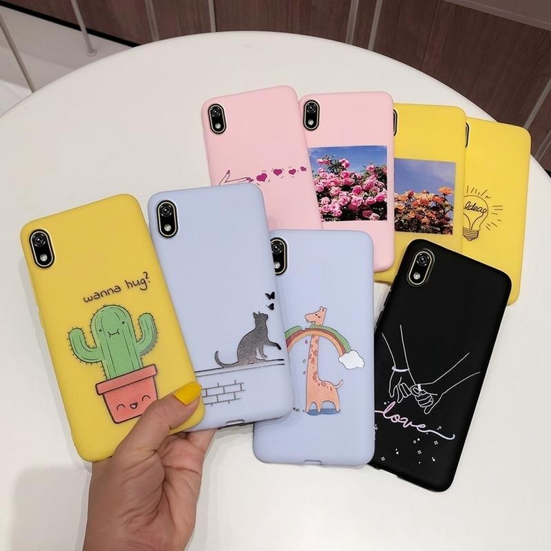 الهاتف رقيقة جدا لينة ماتي سيليكون حالة لغطاء fundas Huawei Y5 2019 Y52019 AMN-LX9 AMN-LX2 AMN-LX1