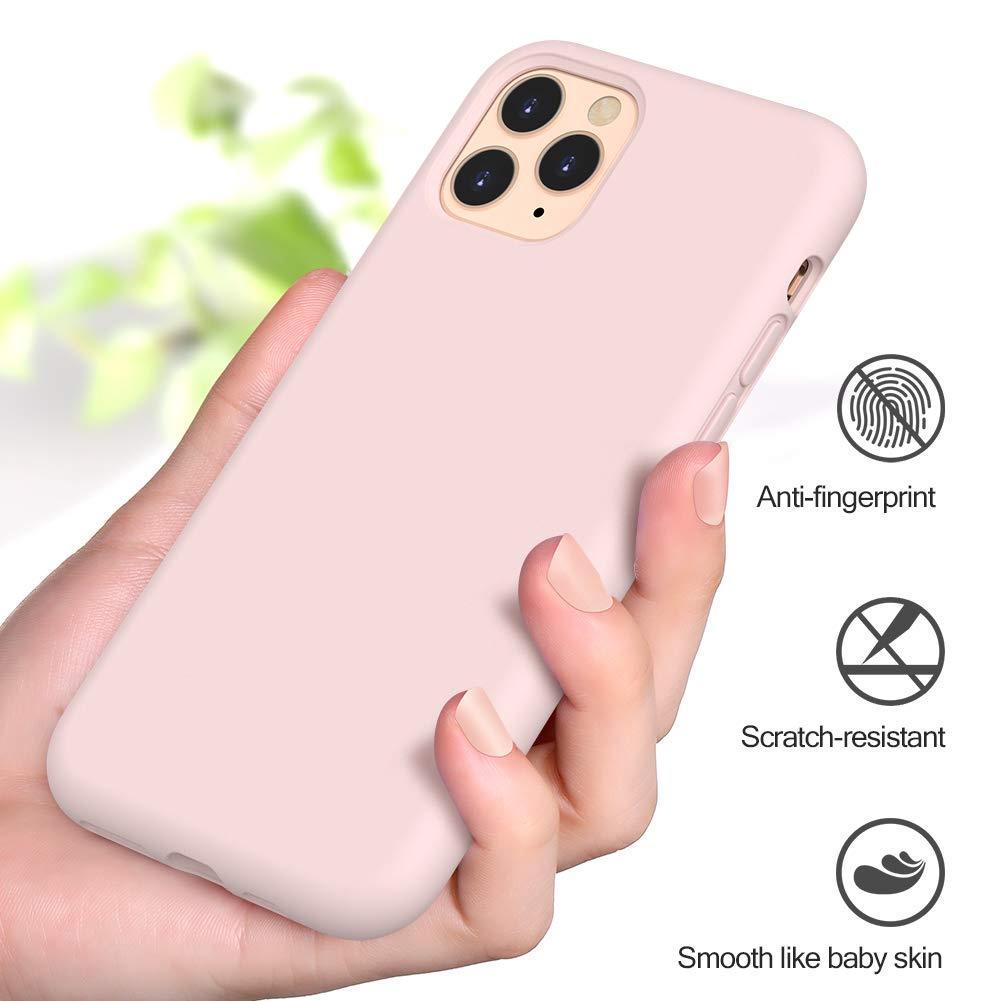아이폰 11 12 Pro SE 2 케이스 럭셔리 실리콘 전체 보호 소프트 커버 X XR XS Max 7 8 6 6s