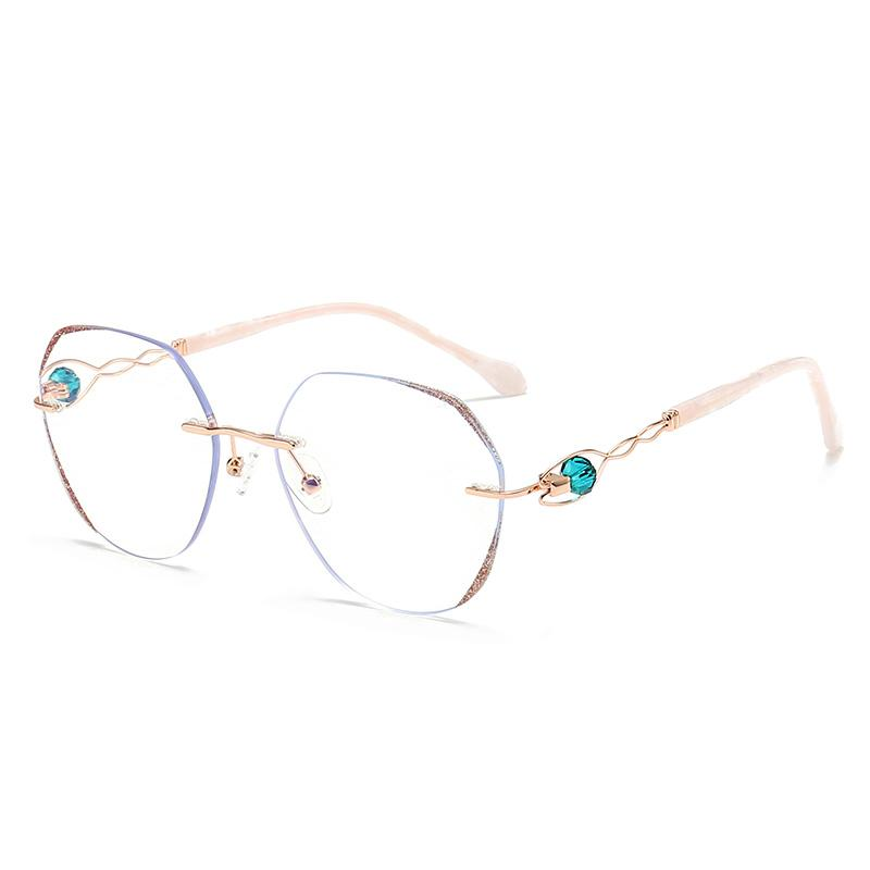 Marca Retro Hombres Buffalo Gold Horn 2021 para Hombres Elessless Vintage Glasses Gafas de sol Gafas Gafas Silver Metal Clear HWPSB