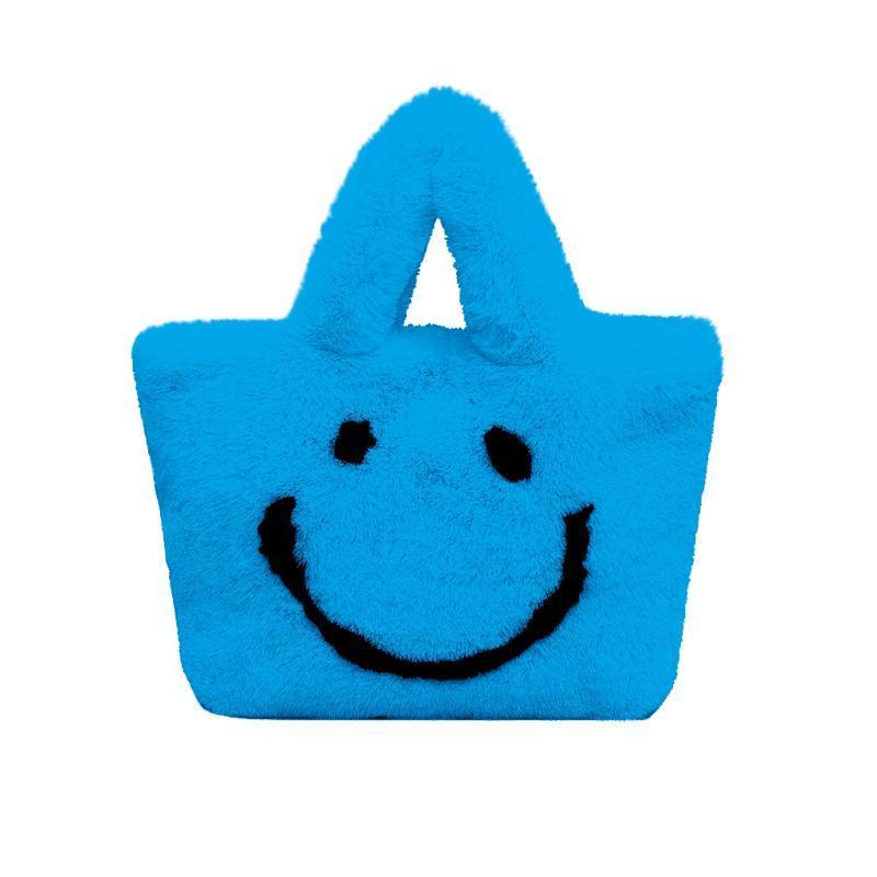 Für neue Bolsa Nette Messenger Handtaschen Herbsttaschen Winter Plüsch Tasche Tasche Frauen Schulter Wild und Handtaschen 2020 Frau Feminina Udeqi