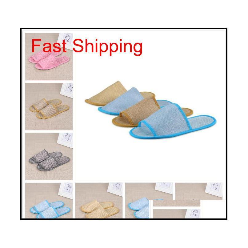 Bonita Calidad Softle Time Slippares Desechables zapatillas Zapato Sandalias Blancas Hotel Babou Jlldtz Sinabag