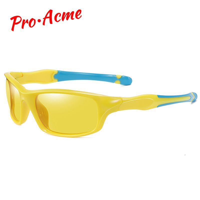 Pro Acme Высочайшее качество Поляризованные линзы Женщины Ультральники Мужчины PC1731 Бренд Дизайнерские Очки TR90 Sports Goggle Зеркальные Солнцезащитные Очки UUFMH
