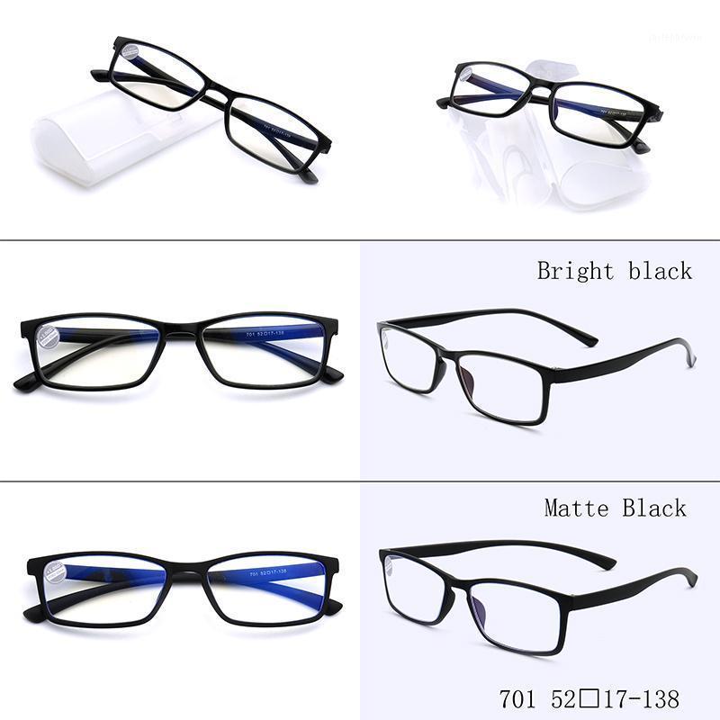 Nuovo stile TR-90 Super Tough Anti-Blu-ray Leggendo occhiali da lettura GRATIS GRATUITAMENTE LESSISCIO LENTE LUCE E BELLISSIMA1