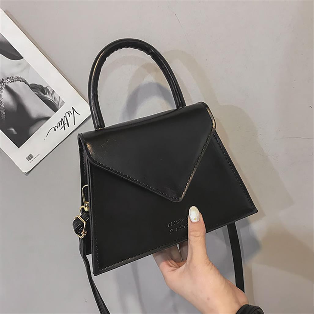 es Frauen-Schulter-Beutel Art und Weise beiläufige Mini-Platz Tasche Tote Handtaschen-Kurier-Beutel für Frauen 2020 bolsa feminina sac eine Haupt femme