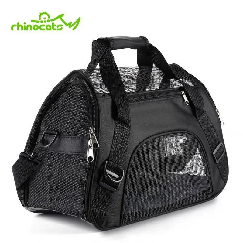 الحيوانات الأليفة الناقل للكلاب القط حقيبة تنفس السفر نقل حقيبة حبال حقيبة الظهر بوميرانيا chihuahua الحيوانات الصغيرة حقائب LJ201201