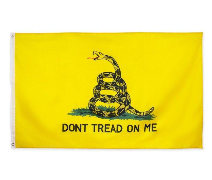 DHL Americal bayrakları Amerika Yıldızlar ve Çizgiler Bayraklar ABD Başkanlık 90x150cm do not taban üzerime Çay Partisi Çıngırak Yılan Gadsden bayrağı NWF2971