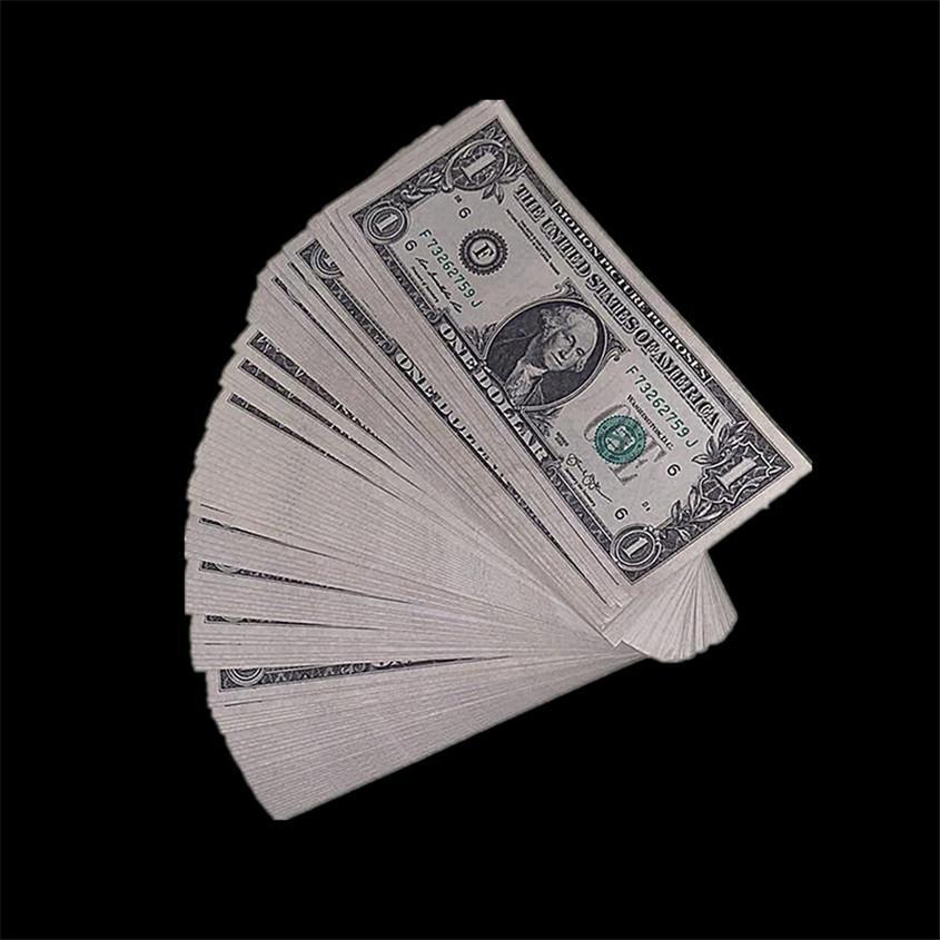 AFKLL GIOCO DI CONSEGNA AFKLL BAMBINI BAMBINI A6 copia Copia valuta Vendi Giocattoli del dollaro 100 Puntelli Hot Bank Money Money 1 Tolfx