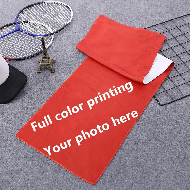 Asciugamano sportivo in microfibra Abbigliamento Assisto Assorbente Coperte in fibra di Superfine 35x75cm Digital Beach Asciugamano Tovagliolo personalizzato Yoga 200GSM-400GSM Printe EDGN