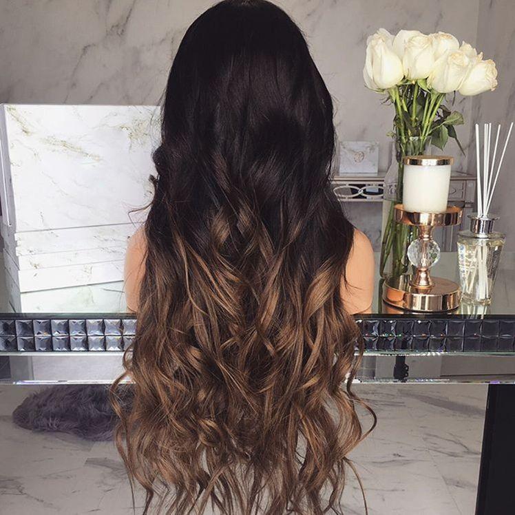 2021 Estilo popular dividido en el pelo largo y rizado, la gran ola, la red de rosa de color gradual, la peluca europea y americana, el nuevo estilo del lugar
