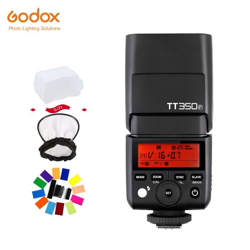 In Stock!!! Godox350P 2.4G HSSL Camera Flash Speedlite for Pentax Digital Camera