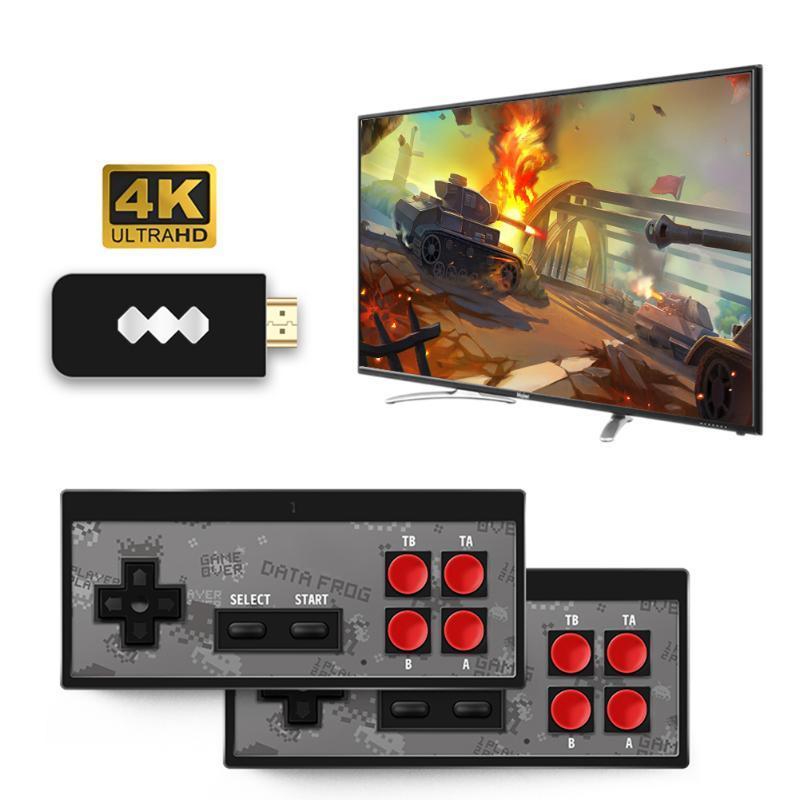 Y2-HD TV Built-in 568 Retro Games Mini Classic Console Controller Wireless Controller Dual giocatori