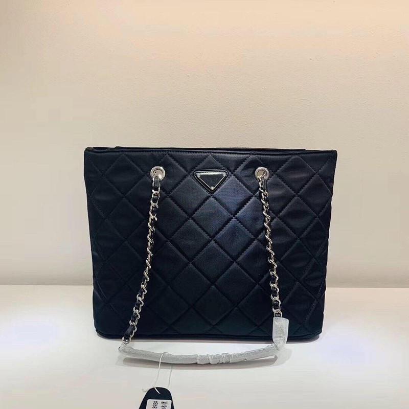 2018 Qualitäts-Dame-Einkaufstasche, Entwerfer-Schulter-Einkaufstasche, Damen Freizeit Hand Einkaufstasche Größe: 40 * 30 * 10CM