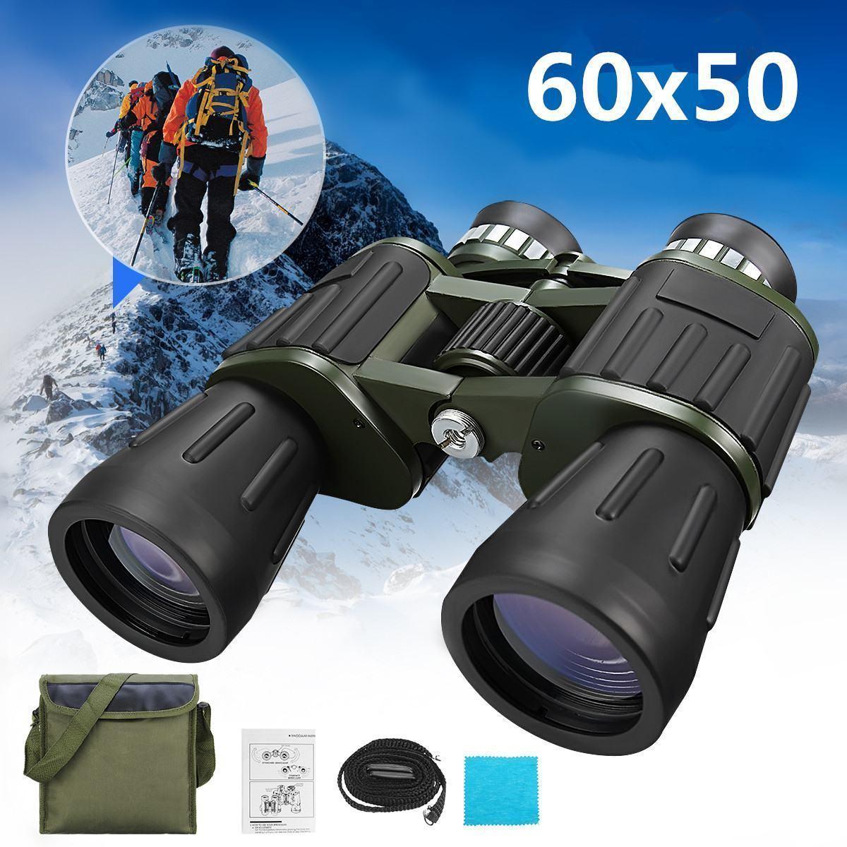 للرؤية الليلية مناظير التكتيكية العسكرية عالية الوضوح تلسكوب عالية الطاقة مناظير للصيد مع حقيبة التخزين LJ201120