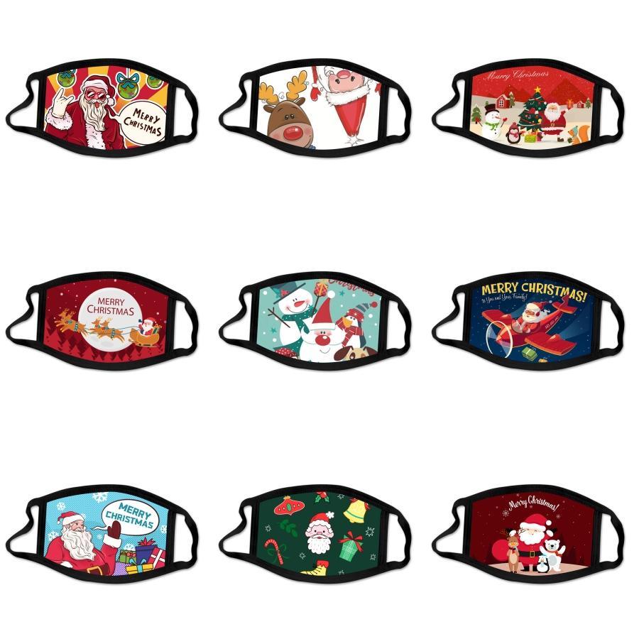 Maschere a colori stampate per uomini e donne Cton personalizzata Super Viso Confortevole maschera # 242