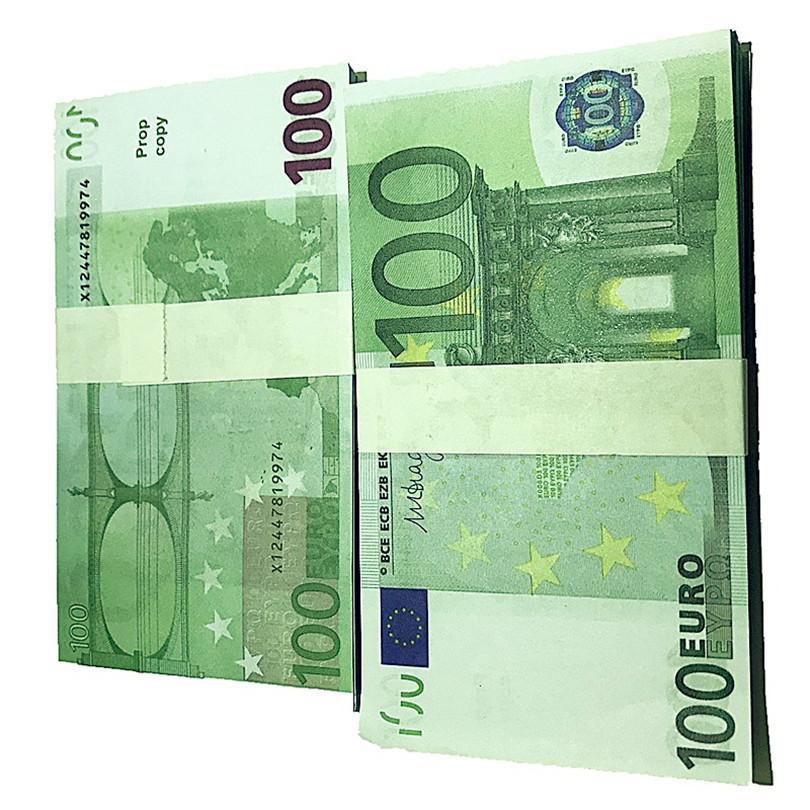 Dinero Falsificada Atmósfera Proporaje Dólar Película Bar Bar Moneda Simulación Bill PRDFR 989 PROP PROP PROP DÓLAR NAOQI