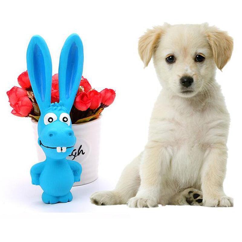 Köpekler Lateks Squeak Squeaker İçin Sevimli Oyuncak Screaming 1PC Oyuncak For Dogs Köpek Eğitimi Pet Ürünleri Chew