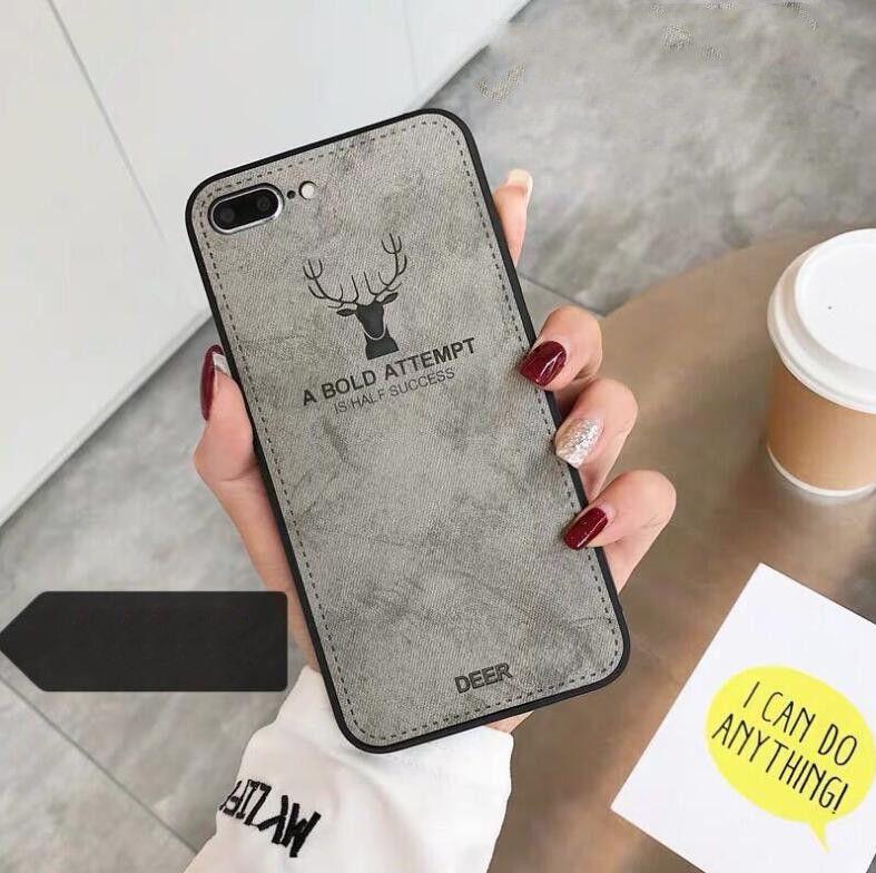 100 unids caja de teléfono móvil marea nueva moda color sólido para iphone 6s 7 8 xr xs 11 pro max plus protective estuche gratis