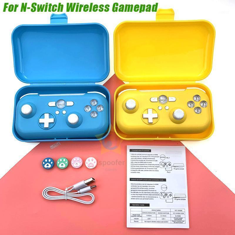 2020 Nuovo! Controller di gioco Bluetooth wireless per Accessori per giochi di commutazione per NS Switch Controller Joystick1