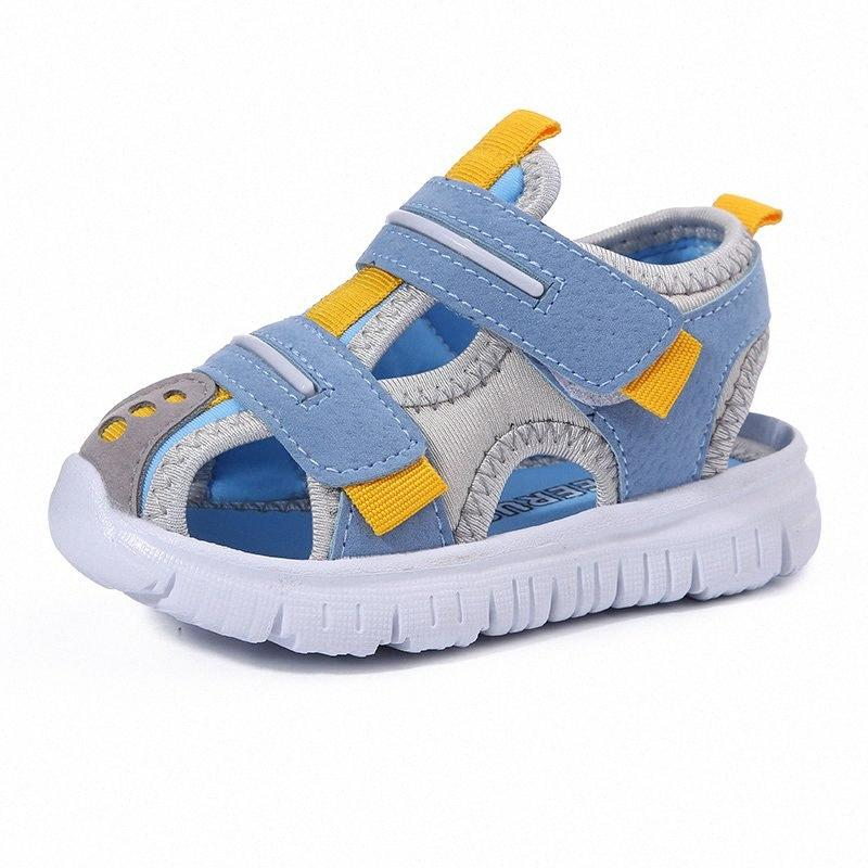 Kids Sandals Summer Baby Beach Shoes Girls Boys Soft Bottom Children Shoes Fashion Little Kids Beach Cloth Sandals Toddler Z55n#