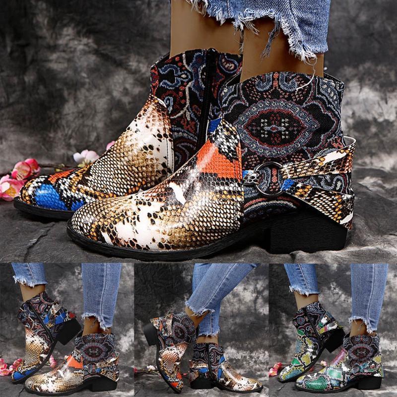Botas mulheres pu couro plus tamanho outono inverno moda marca sapatos artesanais