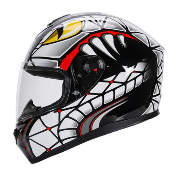 Nuovo prodotto Vendita calda ESTERNO Sport da esterno Casco Cross-Country Casco Moto Casco integrale