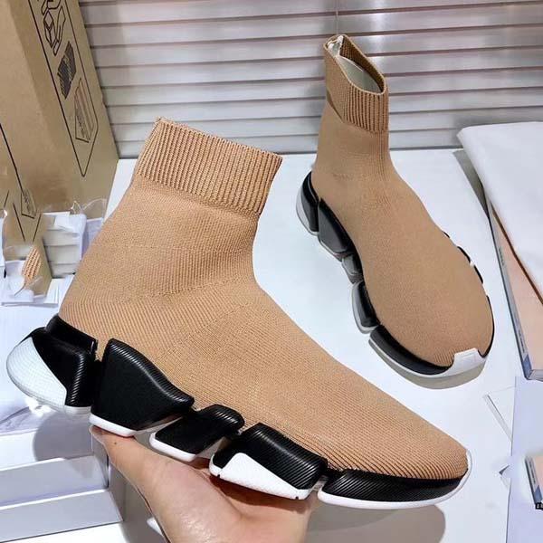 2021-New Носок Обувь Casual обуви высокого качества классические кроссовки Бегуны толчковый ходьба outdoorshoes34-45 С коробкой