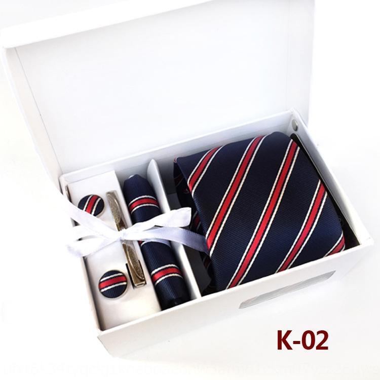 BMQI 6 cm Dar Kravat Moda Kutusu Baskı Erkek Bağları Suit Ekose Çizgili Baban Kravat Erkekler Rahat Tasarımcılar Moda Erkekler Hediye Düğün