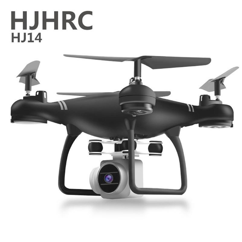 HJHRC RC Helicopter Drone Met Cámara HD WiFi FPV Selfie Drone Professionele OPOVOUWBARE Quadcopter 40 Minuten Battery LJ201210
