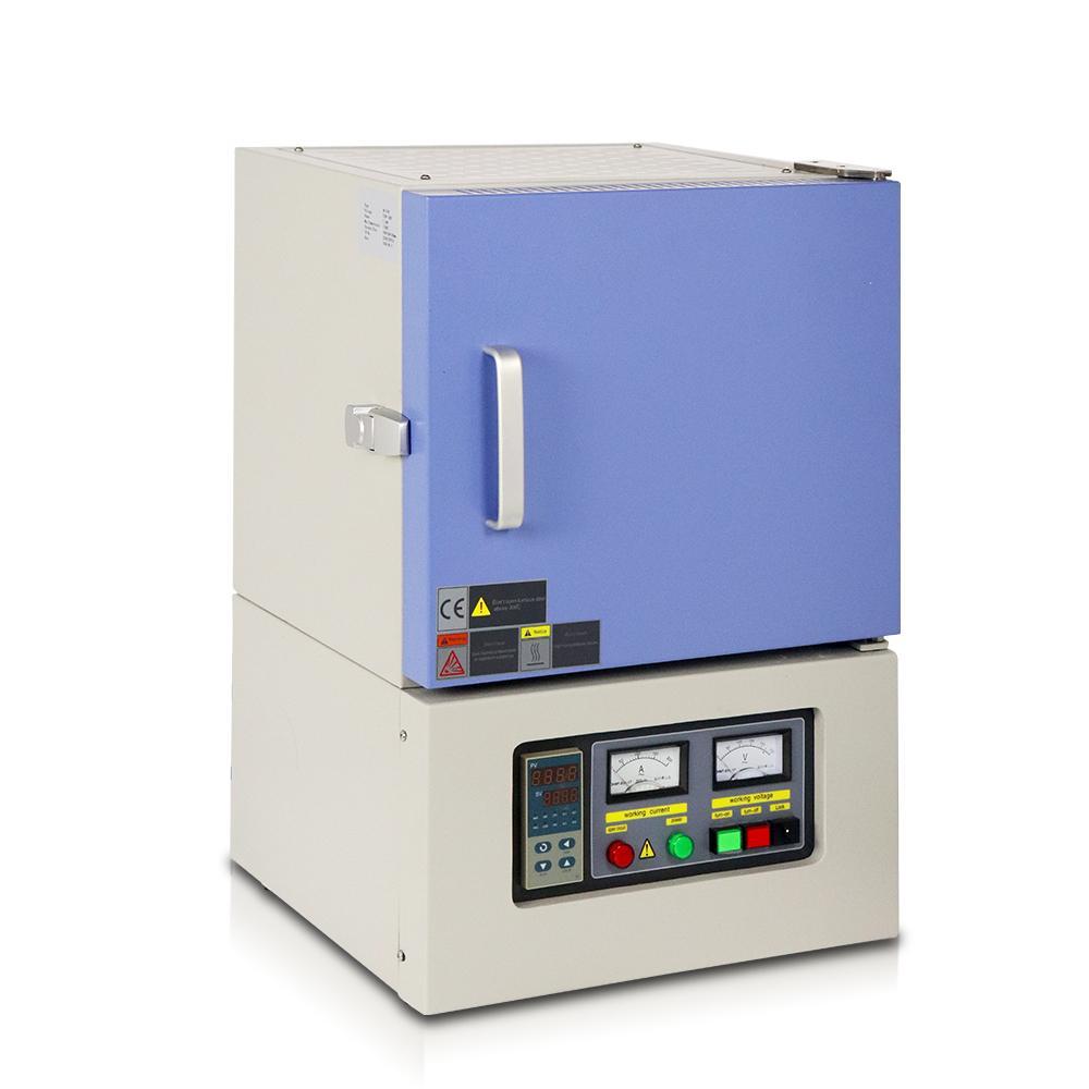 3L1700 ° C tipo de caixa de resistência do tipo de resistência Fornalha de muffle 150 * 150 * 150mm, usado para reagir materiais que exigem alta temperatura