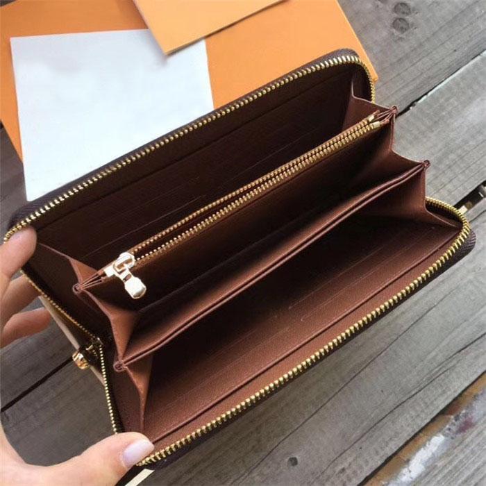 Portefeuille sacs de mode porte-carte Porte-cartes Construit autour des femmes Cartes d'argent Monnaies Sac Men Purs Purse Portefeuilles Business Business Portefeuilles