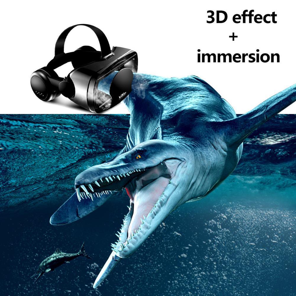 2020 New Style VR Óculos Mobile Phone Só 3D Realidade Virtual Capacete Magic Mirror Blueray inteligente presente uma geração
