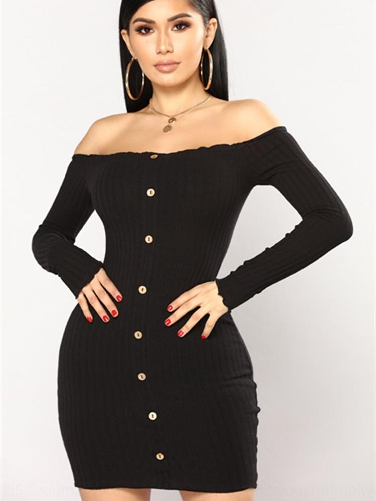 ll6B Summer Women Dresses Sexy Party Dress Short Casual Short Mini Size Dress Black Vestidos Plus Sleeve S-XL