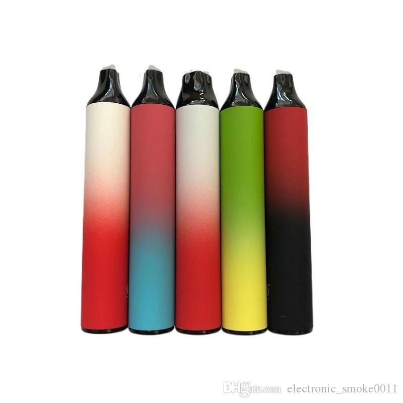 Puff Double 2000 Puffs 2 IN 1 Disposable Device Pod Kit 1100mAh Battery 6ml Cartridge Vape Pen Puff Bar Double