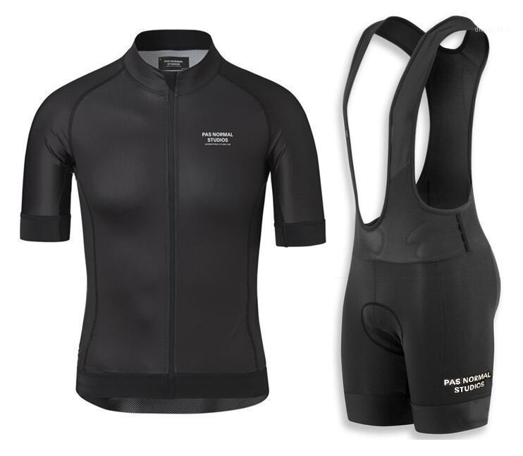 Haute Quality Pro Team Vêtements de cyclisme pour hommes Vêtements de vélo à manches courtes rapides à manches courtes rapides Shorts de shorts pour l'été1