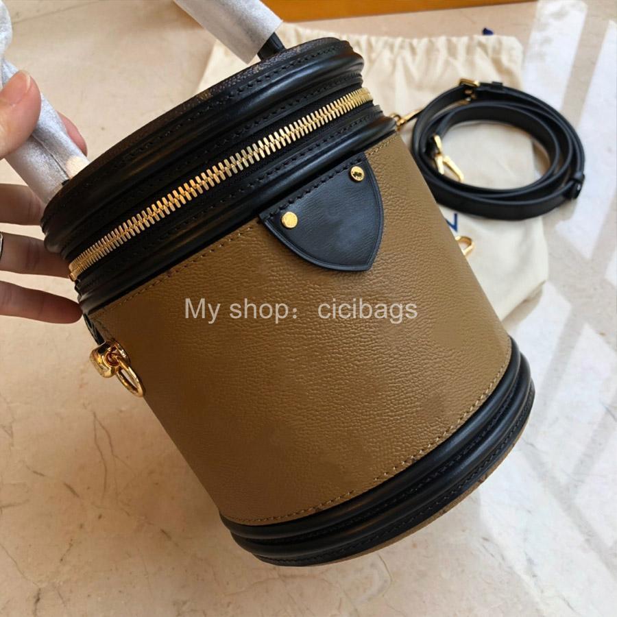 Модные сумки дизайнеры Crossbody реальные сумки сумки 2020 изящные кожаные круглые качества леди женская высота B MRGJ Luxurys маленький SHO UUDC