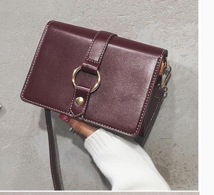 PU 2020 ретро сумка flip crossbody сумка мода сумка женская сумка