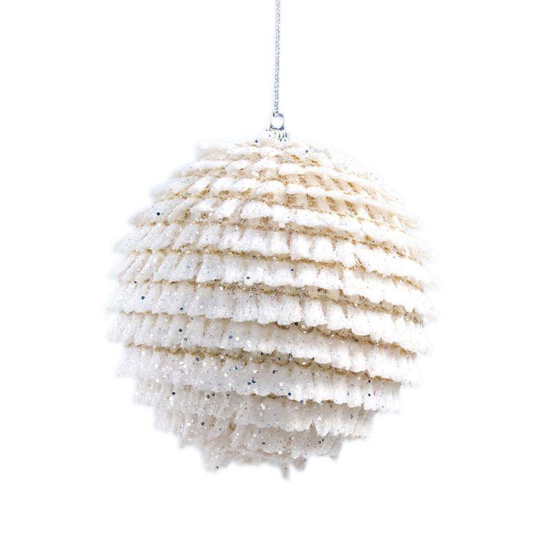 Noel Ağacı Süsleme Ev Partisi Dekor Asma Noel Topu Baubles kolye Köpük
