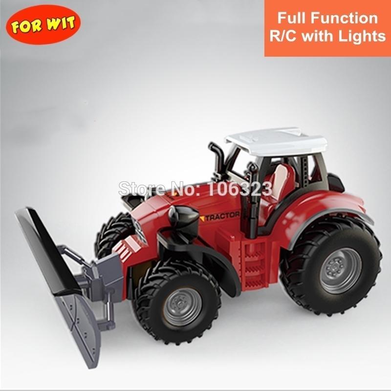 RC Mini Farmer Car, фермерские тягачи из литья, Craze Match Новые вождения Raceion Radio Control Car Rac, Super Impetus R / C Toys 201203