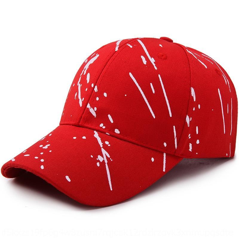 G4DpK Hat men's and women's four seasons casual hat fashion baseball baseball cap with Korean cap