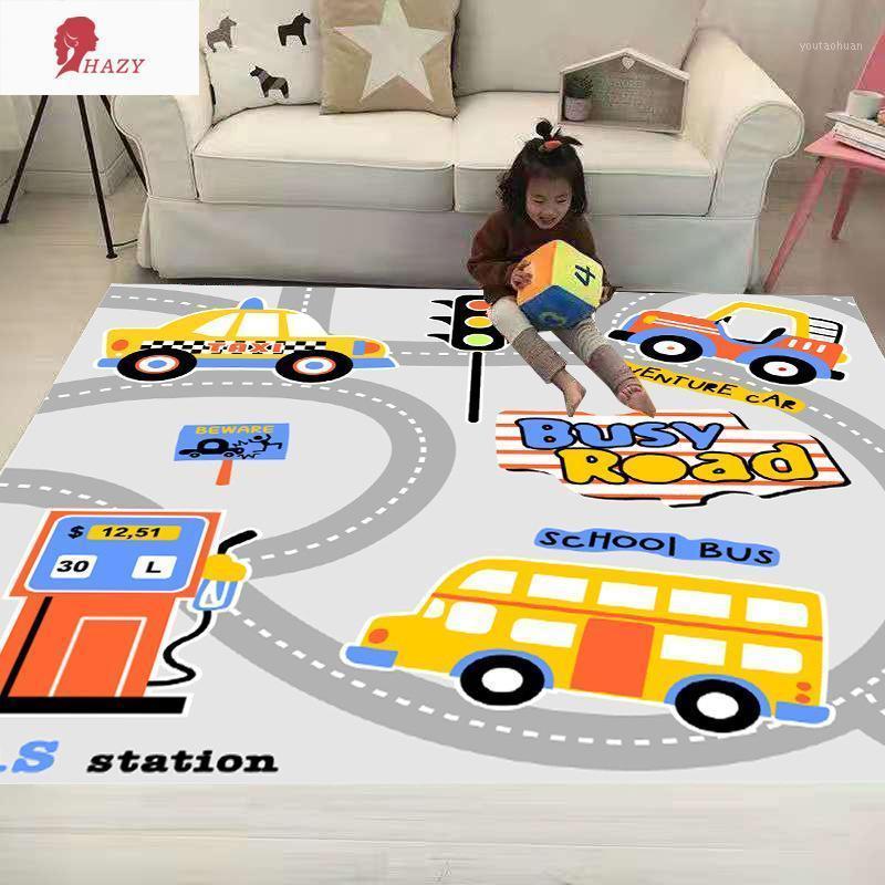 Teppiche und Teppiche für Wohnzimmer Teppiche Teppiche für Bettzimmer Teppich Kinderdekoration Fußpad Schlafzimmer Studienboden Rugs1