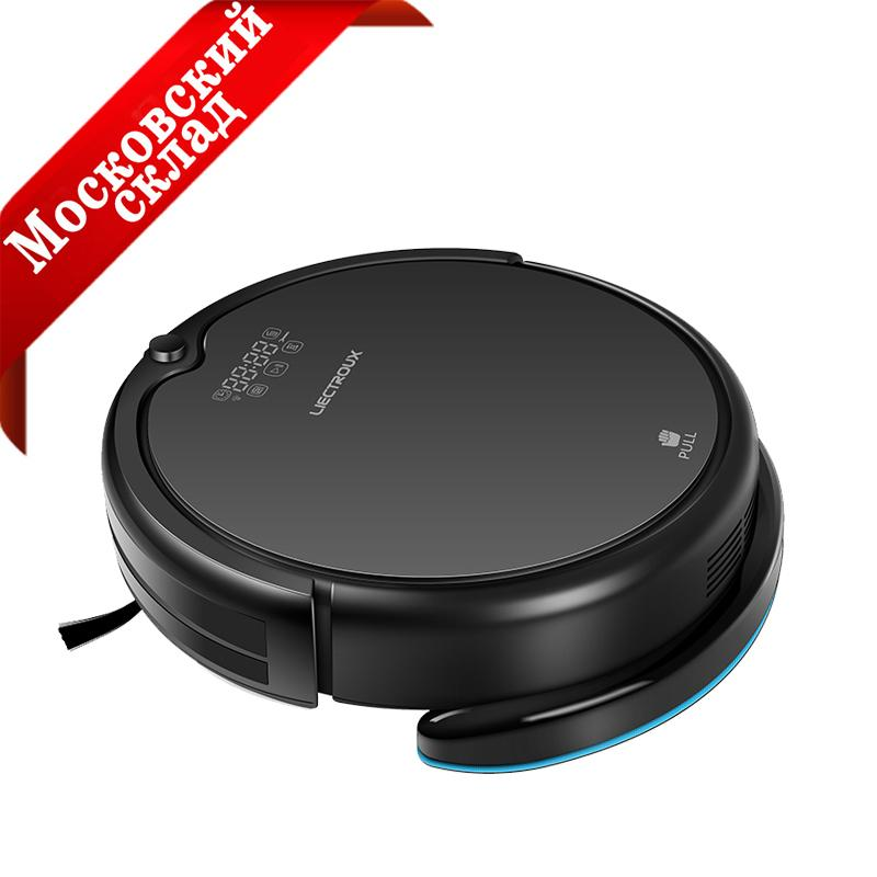 (New Arrival) LIECTROUX Q7000 Robot Vacuum Cleaner,Gyroscope Navigation, Zigzag Wet Dry Cleaning,UV Lamp, Intelligent Planned Y200320