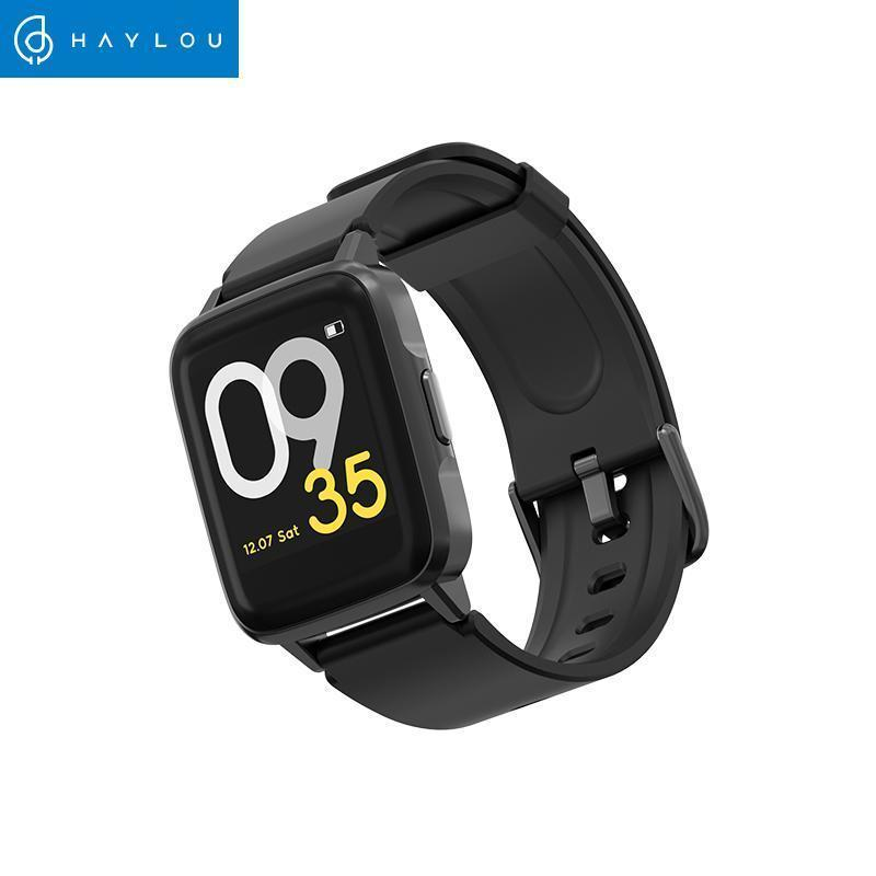 Haylou Ls01sport Modi Smart Watch Für Android Ios Mode Bequeme Frauen Männer Schlaf-Management Smartwatch