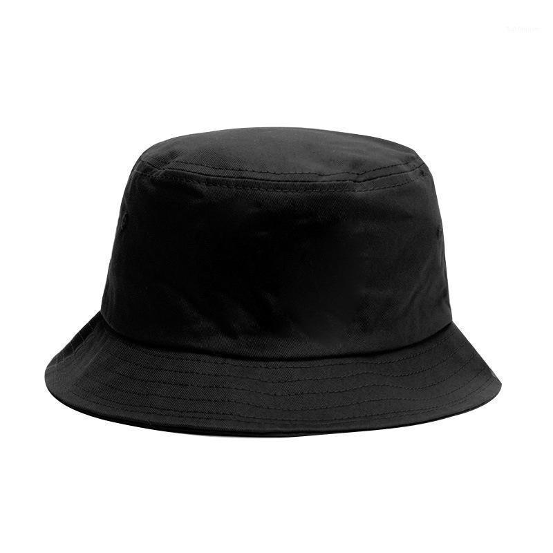 11 couleurs 2020 NOUVEAUX Femmes Seau chapeau Bob chapeau Chapeau Chapeau de gros pêcheurs UV Protection UV Bob Femme Caps Panama Sun Beach1