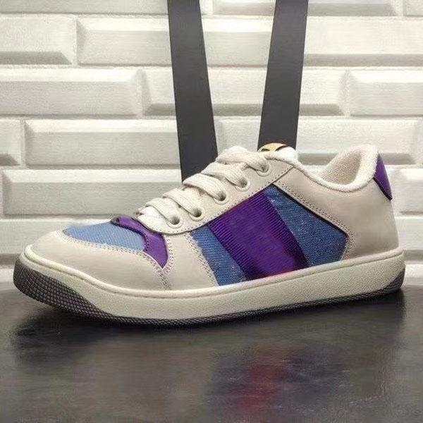 Top Scarpe casual da uomo Scarpe Designer Scarpe da donna Sport da donna Fashion Wild Sexy Sole Sole Sole Sports Shoes 35-44 con scatola