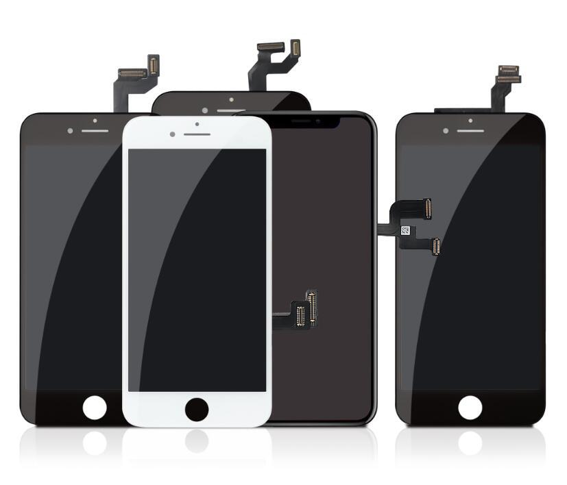 Grade AAA-Bildschirm für iPhone 5 5s SE 6 6S 7 8 Plus LCD-Display mit 3D-Force Touch Digitizer-Baugruppe