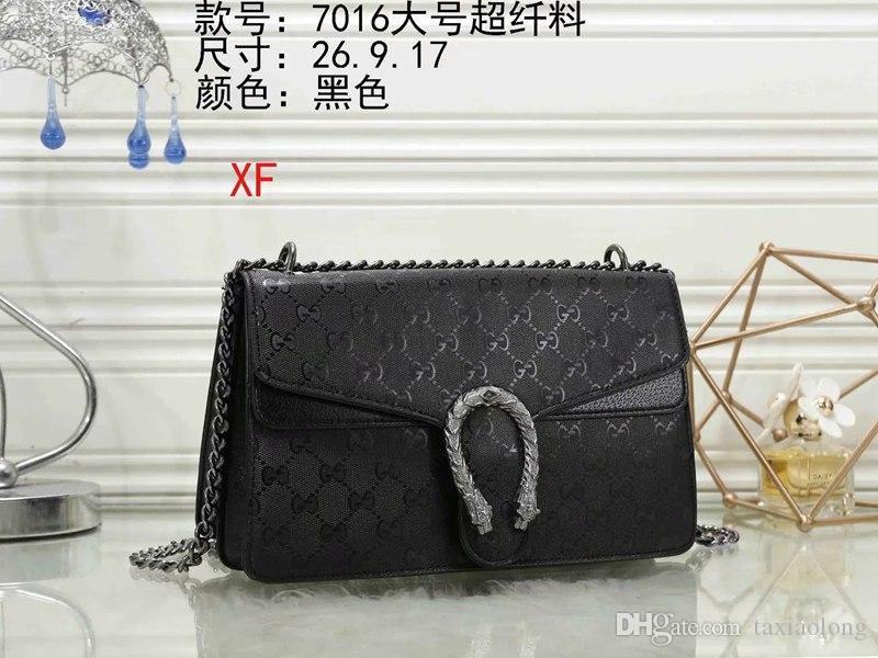 Hot vente mode rétro sac à bandoulière femmes sac seau en cuir de marque de concepteur de sac de la marque d'impression portefeuille messager