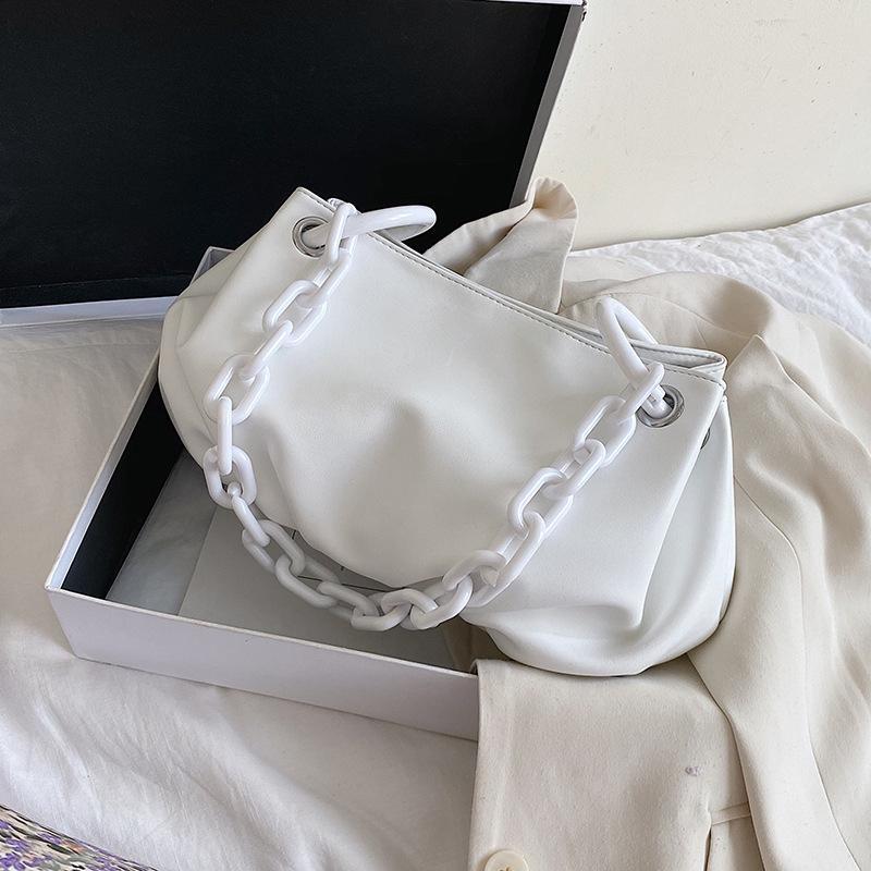 2020 Новая мода женская цепочка сумка высокого качества мягкая PU кожаные сумки для женской дизайнерской сумки сумки мессенджера C1019