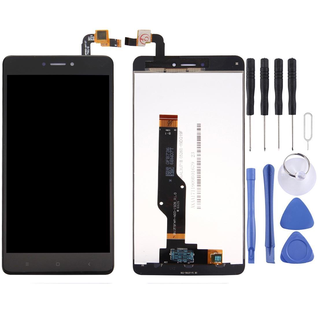 Pour Xiaomi redmi Remarque 4X redmi Note 4 Version globale Snapdragon 625 de l'écran LCD et Digitizer pleine Assemblée